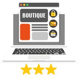 """e-Boutique """"Prémium"""""""